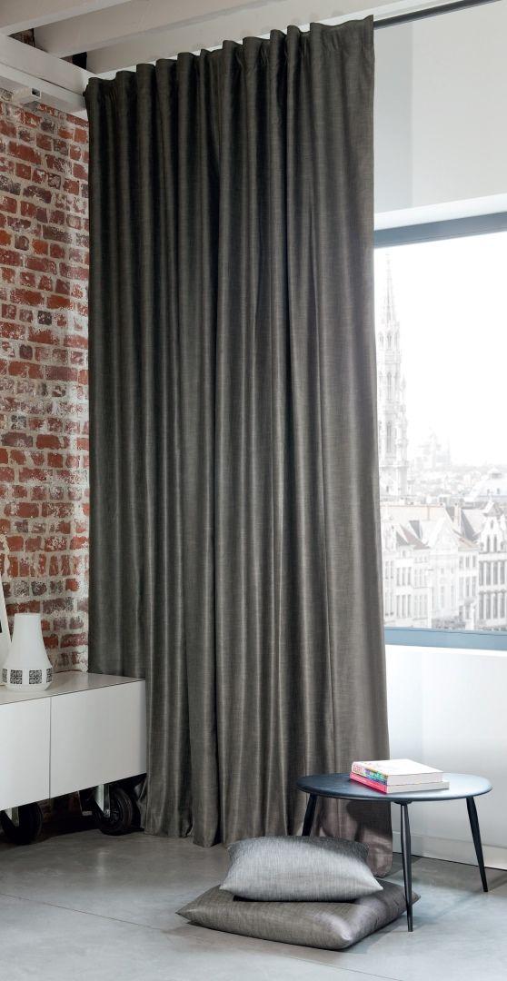 Gordijnen raamdecoratie dovens meubelen for Overgordijnen woonkamer